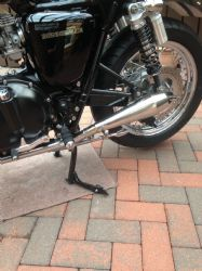 Silencers & Exhausts Triumph